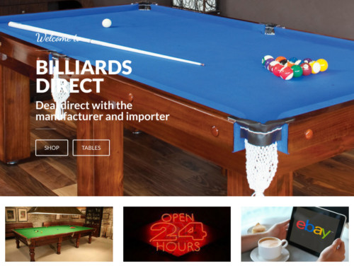 Billiards Direct